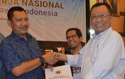 PWI Lampung Raih Penghargaan PWI Terbaik ke Tiga Kali