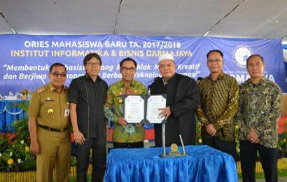 Ories IBI Hadirkan Walikota Bengkulu dan Bupati Waykanan