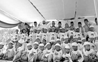 PPNI Lampung Gelar Sunatan Masal di Natar