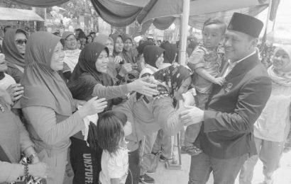 Siti Rahmah Pimpin DPD NasDem Pringsewu