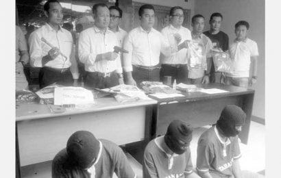 Enam Spesialis Rumah Kosong Lintas Sumatera Ditangkap