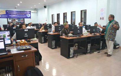 Dosen IIB Darmajaya Latih Penerapan E-Learning
