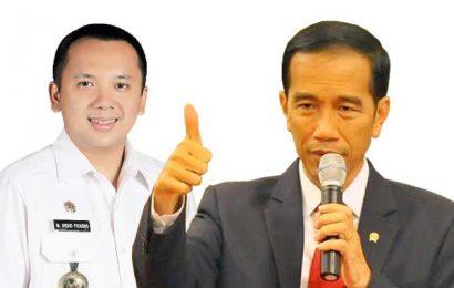 Jokowi Setujui Usulan Ridho