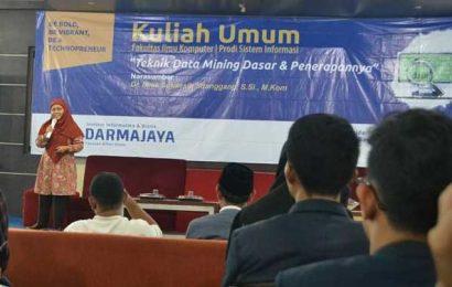 Dosen IPB Ajari Mahasiswa IIB Tentang Data Mining