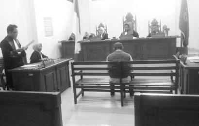 4 Tahun DPO, Suheri Didakwa Pasal Berlapis