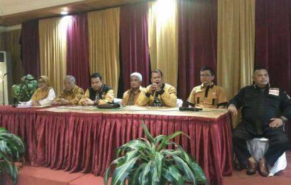 Gerbong Partai Hanura Lampung Dibongkar