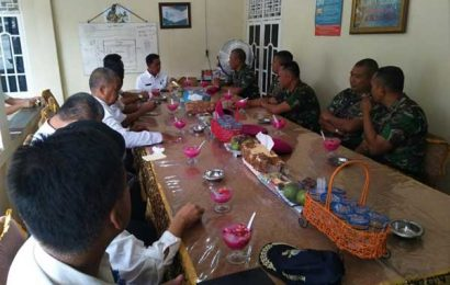 Brigif 3 Marinir Piabung Kunjungi Mesuji