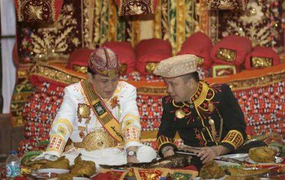Gubernur Ridho Disambut Kerajaan Skala Brak