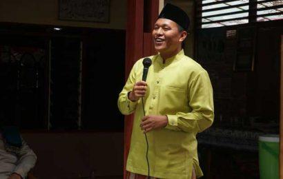 Jamaah Thariqah Al Mu'tabarah Lampung Dukung Mustafa