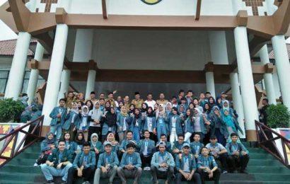 Bupati Terima Mahasiswa KKN Unila