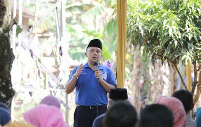 Ridho Prioritaskan Pembangunan Pertanian