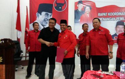 PDIP Bergerak Menangkan Paslongub Herman HN-Sutono