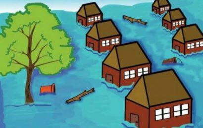 245 Rumah di Pesibar Terendam Banjir
