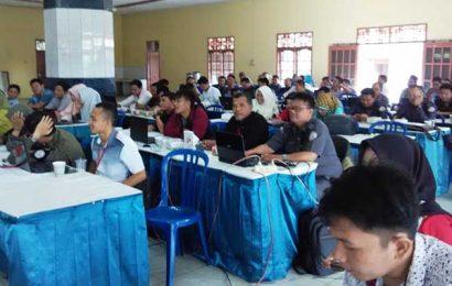 Panwaslu Lampura Gelar Rakor Pilgub Lampung