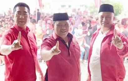Zainal Abidin Bakal Kembali Pimpin Lampura