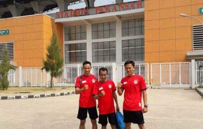 Tiga Wasit Sepakbola Lamtim Lolos Seleksi Nasional
