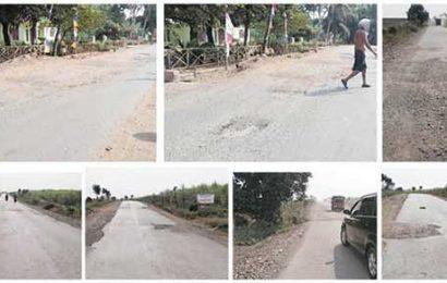 Menelusuri Jejak 9 Naga Group di Pemprov Lampung (Bagian 1)  'Langganan' Proyek PUPR Lampung Berkualitas Bobrok