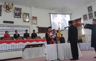 Raden Zugiri Jabat Wakil Ketua Dewan