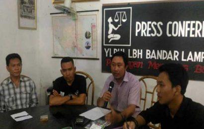 LBH Akan Gugat Pemkot Bandarlampung