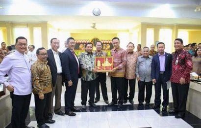Komisi II DPR RI Kunker ke Lampung
