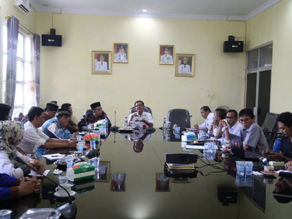 Gedung DPRD Pesibar akan Bermotif Kearifan Lokal