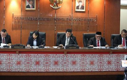 3 Anggota Komisioner Bawaslu Lampung Terbukti Langgar Kode Etik