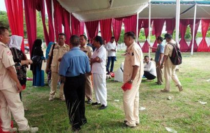 Hari Ini, Prabowo Lantik 3.000 Relawan di Lamteng