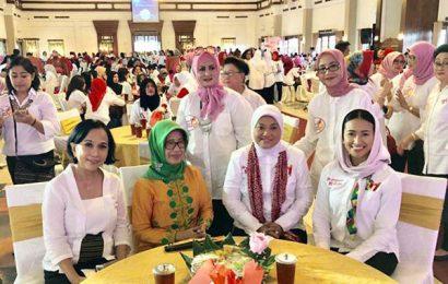 Komunitas Srikandi Indonesia Deklarasi Dukung Jokowi-Ma'ruf