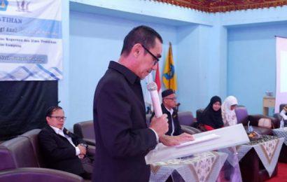 FKIP Unila Gelar Pelatihan Psikologi Anak di Daerah Bencana